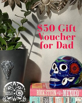 $50 Father's Day Voucher