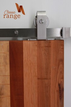 Stainless Steel Classic Top Mounted Set