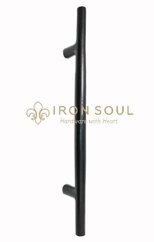 Iron Soul Round Tapered Handle (4 Sizes)