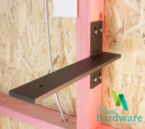 Concealed Flat Plate Support (Three Sizes)