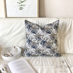 Exotic Cushion Cover
