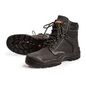 WOLF LACE UP SAFETY BOOT (BISON11SBP)