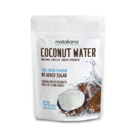 Coconut Water freeze dried