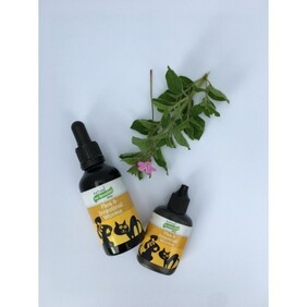 FLEAS & INTESTINAL WORMS for pets - 26ml Drops Bottle