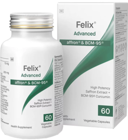 Felix Advanced Pure Saffron Extract with BCM95