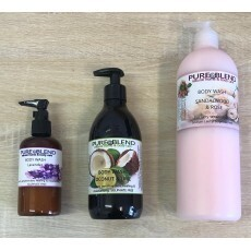 Body Wash  new Sulphate Free 500ml pump
