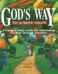 Gods Way to Ultimate Health Book