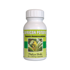 African Potato for Bladder, Urinary, Cystisis problems. Try our 100% Natural African Potato Capsules