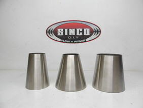 Stainless Steel Reducers - Long Series