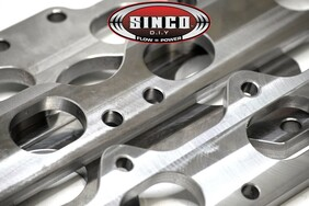 CNC 4 Cylinder & Rotary Exhaust Manifold Flanges