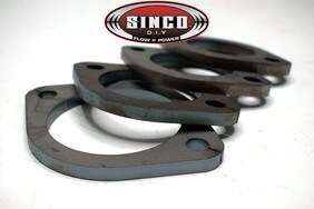 2 Bolt - Exhaust Flanges & Exhaust Flange Kits