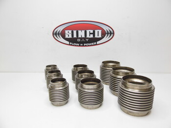 Exhaust Bellow Stainless Steel - 304