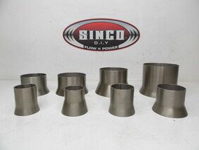 Stainless Steel Reducers - Short Series