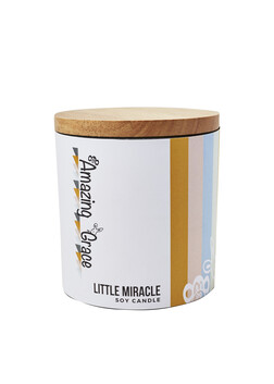 AG Little Miracle Gender Reveal Large, Medium, Small
