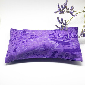 Amethyst Infused Eye Pillow