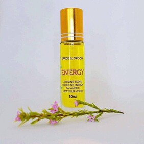 ENERGY Essential Oil Blend: Boost Energy, Balance & Lift your Mood