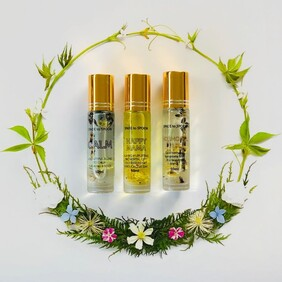 The Essential Oil Gift Pack for Woman