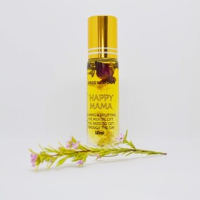 HAPPY MAMA: Calming & Uplifting Essential Oil Blend