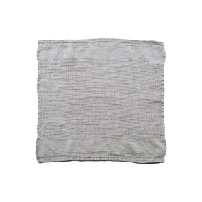 Spa Feeling Kite Towel 100% Washed Linen 40x40