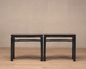 Console tables - C1900 - 1m in length