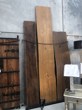 Exotic Timber Slabs