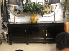 Sideboard - Black Lacquer