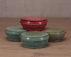 C1900 Lacquer food boxes
