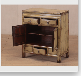 2-Door Cabinet with Drawers - TAY-11639