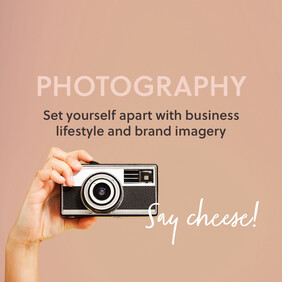 Repeatable Photography Package