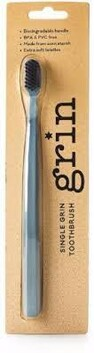 Grin Toothbrush Adult - Navy
