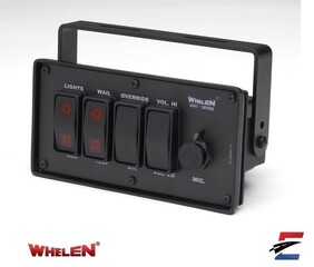 Whelen Water-Resistant Marine Control Head for WPA112