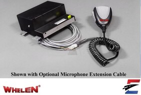 Whelen Air Horn Plus Microphone Extension Cable