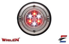 """Whelen 3"""" Round LED Compartment Lights"""