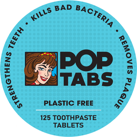 PopCare Toothpaste Tablets