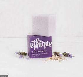 Ethique, Oaty Delicious Shampoo Bar for Little Ones