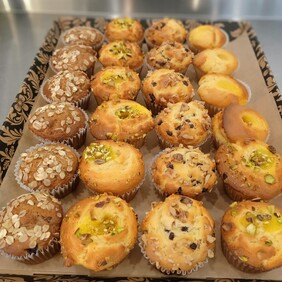 Sweet - Selection of sweet muffins 10 pack