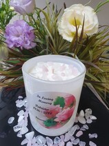 Memorial Candle with Crystals *NEW*
