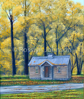 Old Police Station - Arrowtown SOLD