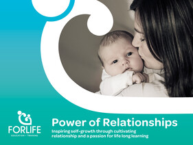The Power of Relationships - The steps to building relationship security and resilience