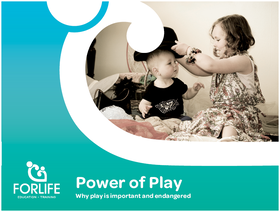 The Power of Play - Why play is important - and endangered