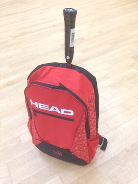 Head Backpack Core Performance Red