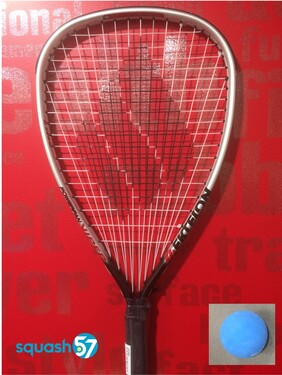 Squash57 Racket & ball combo - Introductory Special