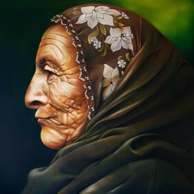 Sabire, Woman with Patience