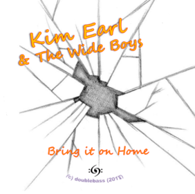 [db95] Kim Earl & The Wide Boys -Bring It on Home EP (2018)