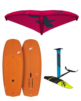 F-One 2021 Wing Foil Pro Package