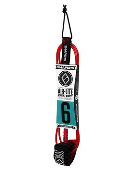 SHAPERS Airlite Leash 6'