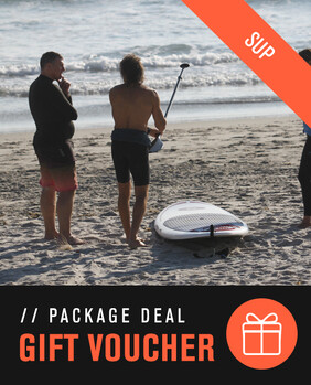 GIFT VOUCHER - Stand Up Paddle Introduction Package