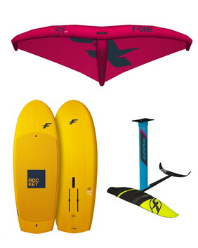 F-One 2021 Wing Foil Pro Traveller Package