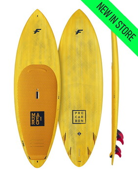 F-ONE 2021 Madeiro Pro (Bamboo/Carbon)