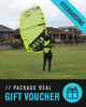 GIFT VOUCHER - Kiteboarding Introduction Package